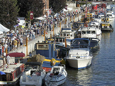 The Waterford Tugboat Roundup – where maritime history comes alive.