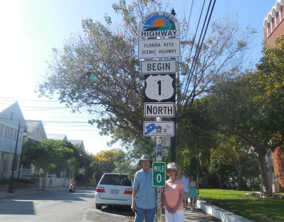 Southern most Byway