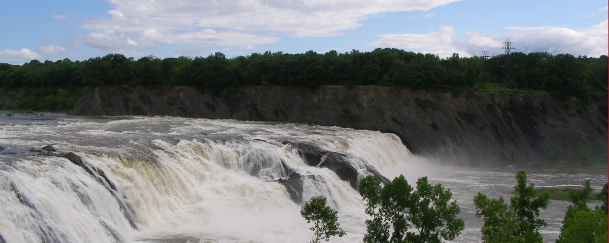 Cohoes Falls, NY