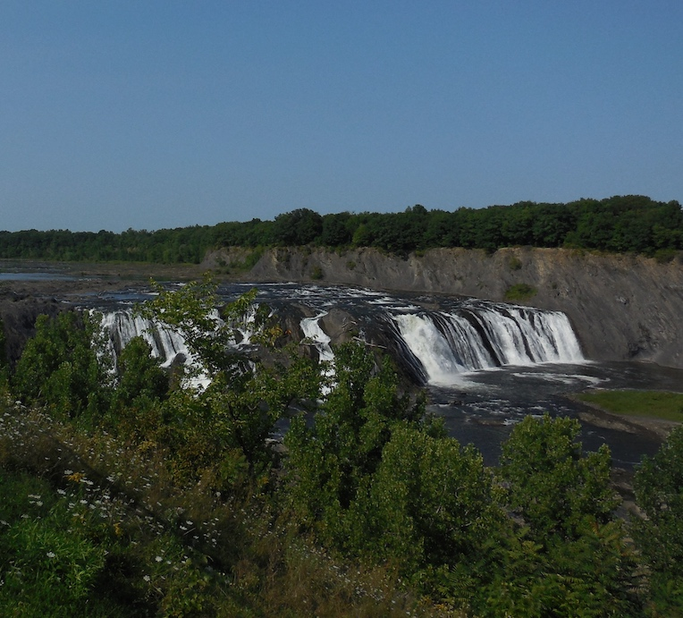 Cohoes Falls Geology
